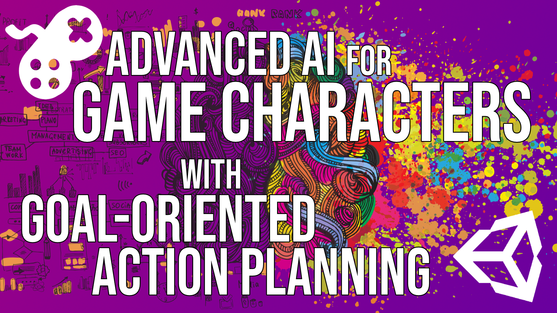 Advanced AI for Game Characters with Goal-Oriented Action Planning