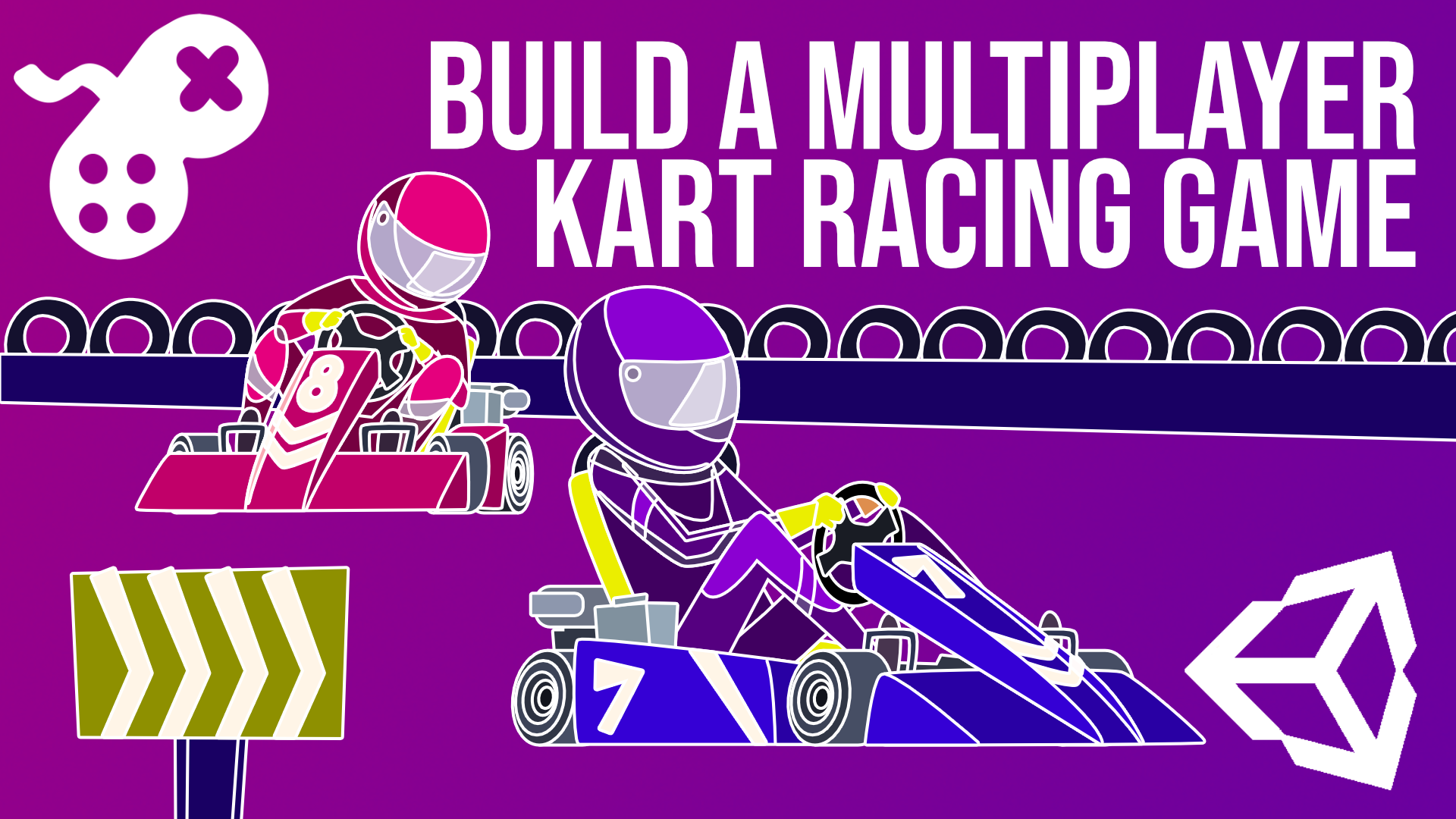 Build a Multiplayer Kart Racing Game From Scratch in Unity